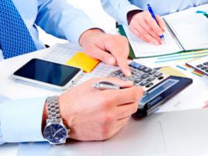 Расчет и начисление налогов и сборов